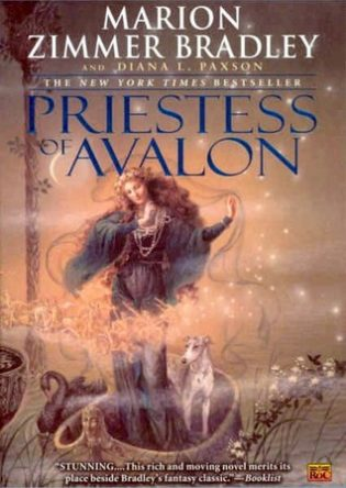 """Priestess of Avalon"" by Marion Zimmer Bradley"