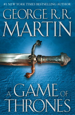 """Game of Thrones"" by George R. R. Martin"