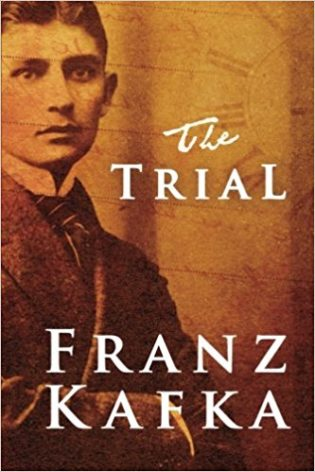"""The Trial"" by Franz Kafka"