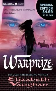 """Warprize"" by Elizabeth Vaughan"