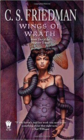 """Wings of Wrath"" by C. S. Friedman"