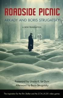 """Roadside Picnic"" by Arkady and Boris Strugatsky"