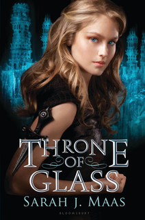 """Throne of Glass"" by Sarah J. Maas"