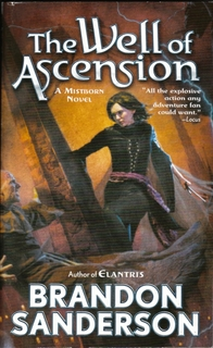 """The Well of Ascension"" by Brandon Sanderson"