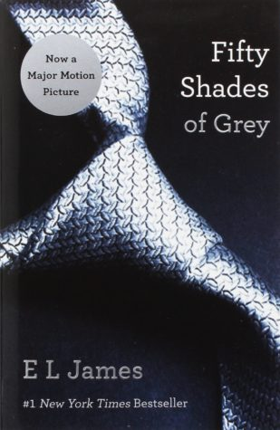 """Fifty Shades of Grey"" by E. L. James"