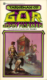 """Tarnsman of Gor"" by John Norman"