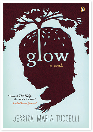 "Review and Giveaway:  ""Glow"" by Jessica Maria Tuccelli"