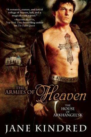 """The Armies of Heaven"" by Jane Kindred"