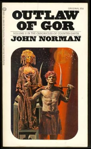 """Outlaw of Gor"" by John Norman"