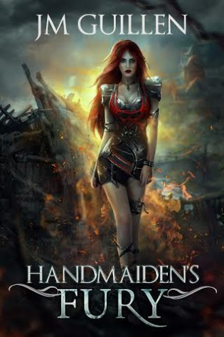 """Handmaiden's Fury"" by JM Guillen"