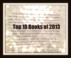 Top 10 Books of 2013