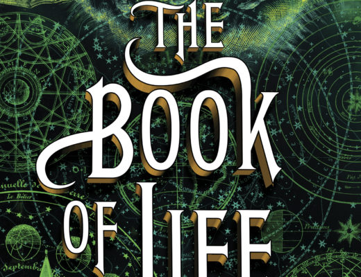 Cover Reveal and Excerpt:  The Book of Life