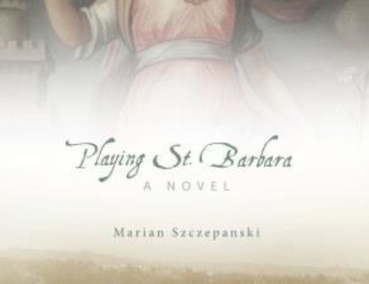 """Playing St. Barbara"" by Marian Szczepanski"