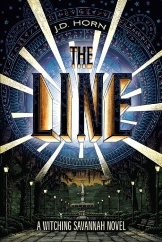 "Review and Giveaway:  ""The Line"" by J.D. Horn"