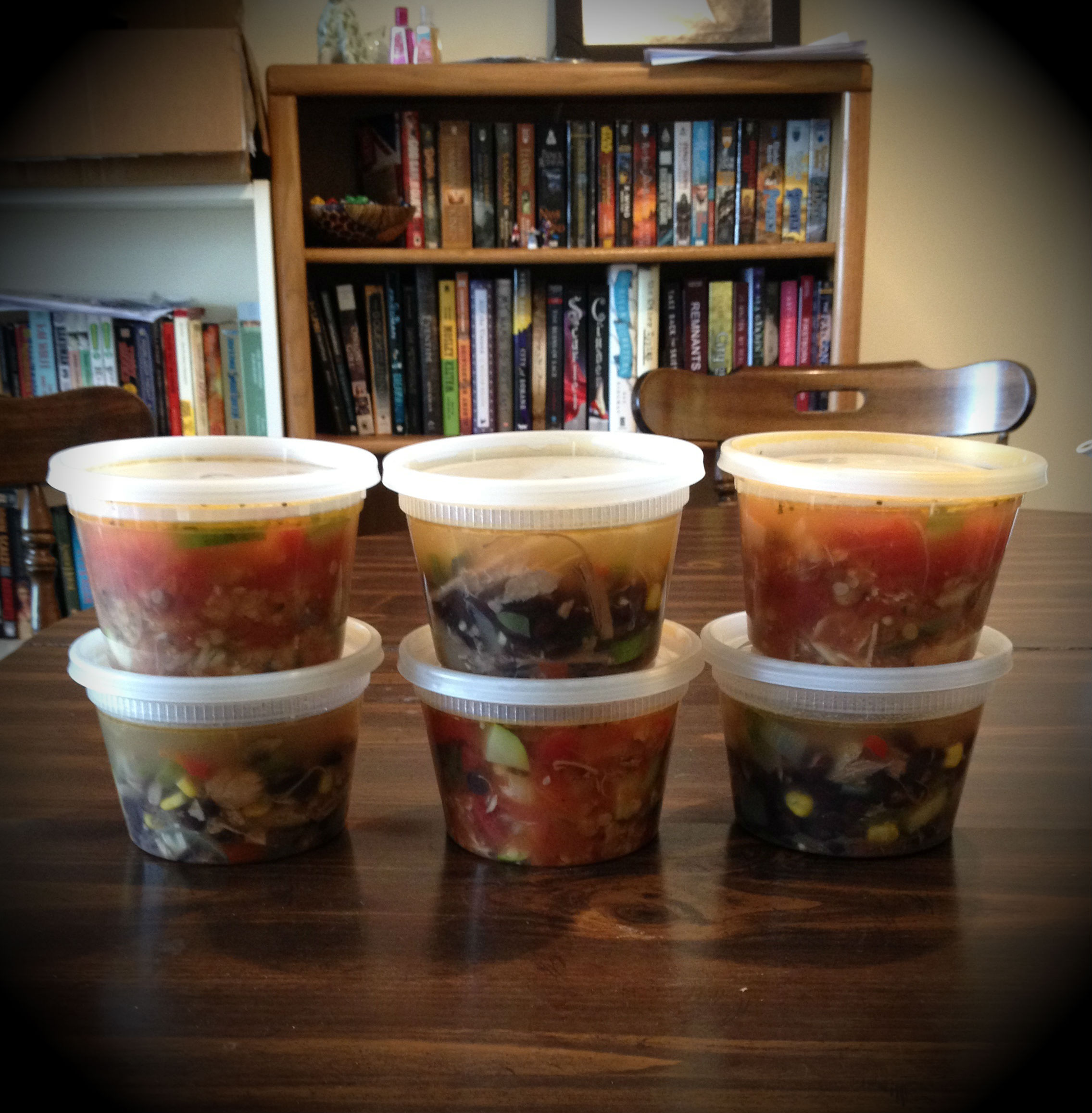 Lunch Soups