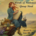 Words of Radiance Groupread, Week 1