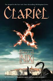 """Clariel"" by Garth Nix"