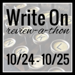 Write on Review-a-Thon: October Edition