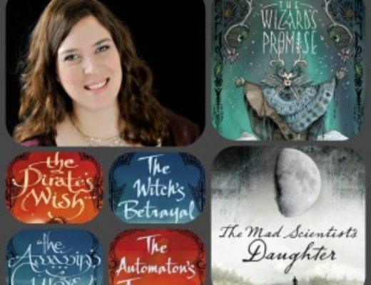 Author Interview with Cassandra Rose Clarke
