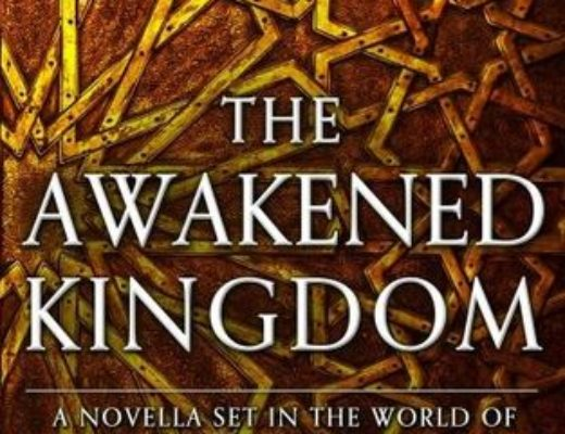"""The Awakened Kingdom"" by N.K. Jemisin"