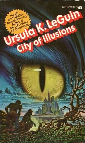 city of illusions LeGuin