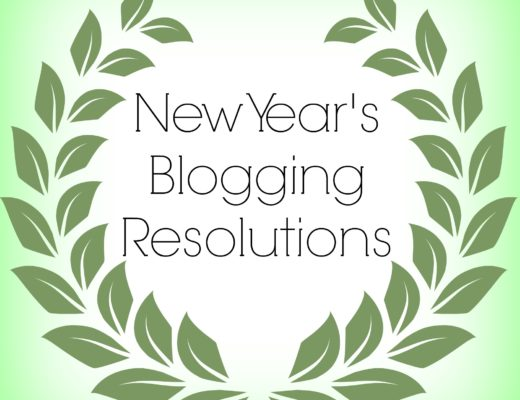 Revisiting My 2014 New Year's Blogging Resolutions, and Setting Goals for 2015