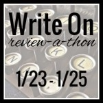 Write On Review-a-Thon: January Edition!