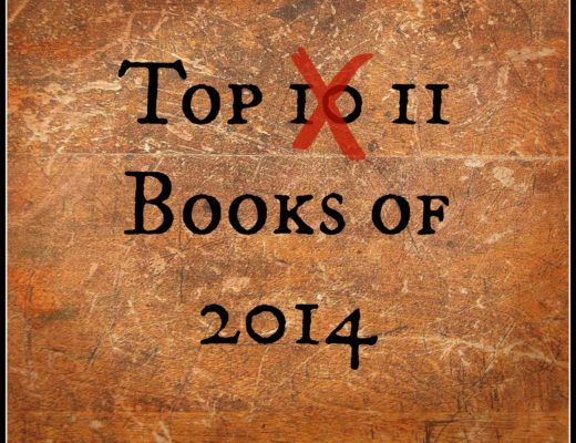 Top 11 Books I Read in 2014