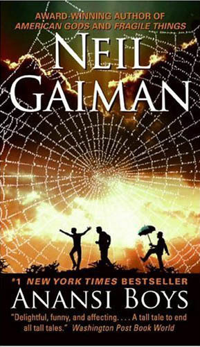 "Mini-Review: ""Anansi Boys"" by Neil Gaiman"