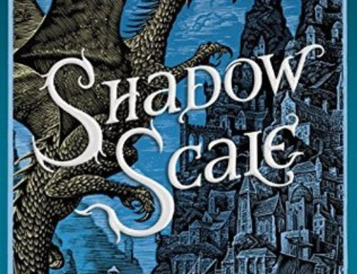"""Shadow Scale"" by Rachel Hartman"