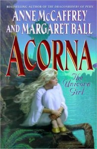 """Acorna"" by Anne McCaffrey"