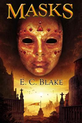"""Masks"" by E.C. Blake"