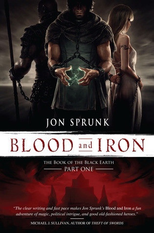 """Blood and Iron"" by John Sprunk"