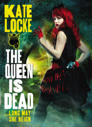 """The Queen is Dead"" by Kate Locke"