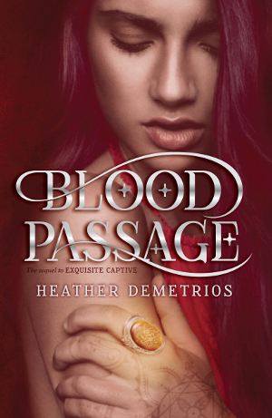 """Blood Passage"" by Heather Demetrios"