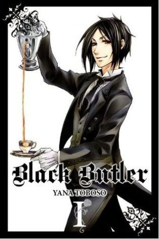 """Black Butler Vol. 1"" by Yana Toboso"