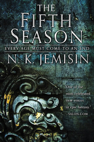 """The Fifth Season"" by N.K. Jemisin"