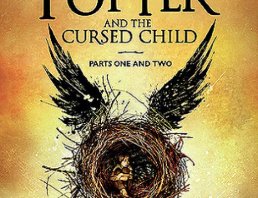 """Harry Potter and the Cursed Child"" by John Tiffany, Jack Thorn, & J.K. Rowling"