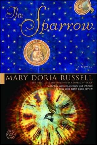 """The Sparrow"" by Mary Doria Russell"