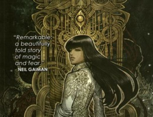"""Monstress, Vol. 1: Awakening"" by Marjorie Liu & Sana Takeda"