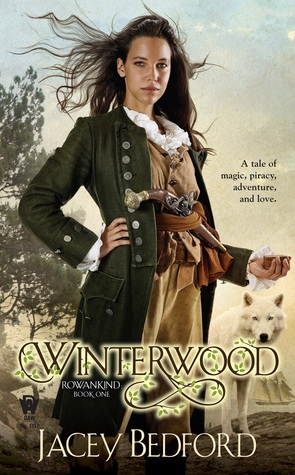 """Winterwood"" by Jacey Bedford"