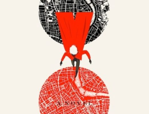 """A Darker Shade of Magic"" by V.E. Schwab"