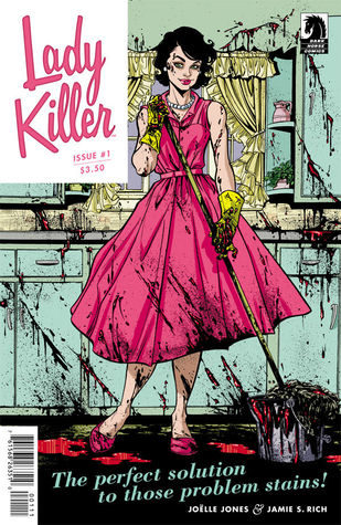 """Lady Killer Vol. 1"" by Jamie Rich & Joelle Jones"