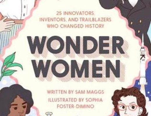 """Wonder Women"" by Sam Maggs"