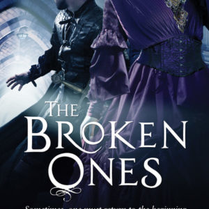 "Cover Reveal & Giveaway: ""The Broken Ones"" by Danielle Jensen"