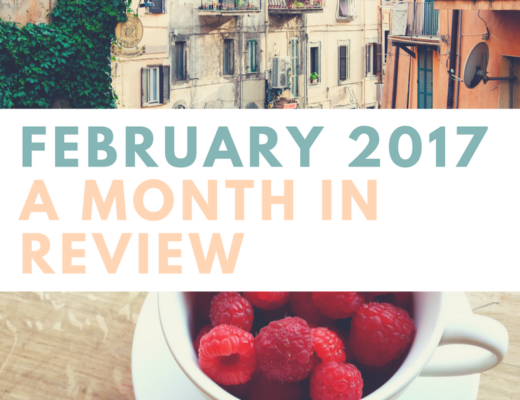 February 2017: A Month in Review