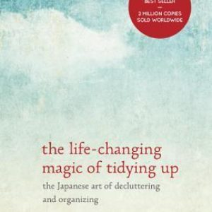 Mini-Reviews: the Marie Kondo (Konmari) Books