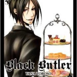 """Black Butler Vol. 2"" by Yana Toboso"