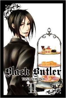 Black Butler, Vol. 2 (Black Butler, #2)
