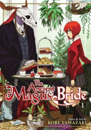 """The Ancient Magus' Bride, Vol. 1"" by Kore Yamazaki"